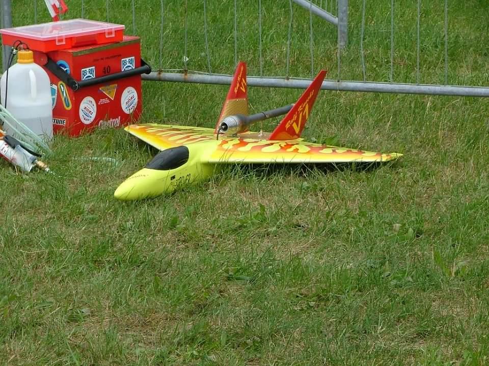 Ralfs Avro 707