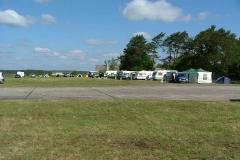 Der Campingbereich